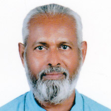 D. Sreekantan Nair M.A. CHT